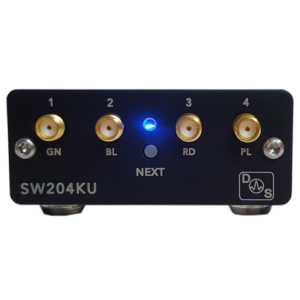 SW204KU:100MHz-20GHz SP4T USB控制